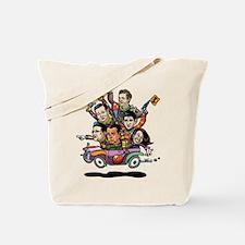 GOP '14 Clownville Brougham Tote Bag