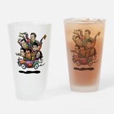GOP '14 Clownville Brougham Drinking Glass