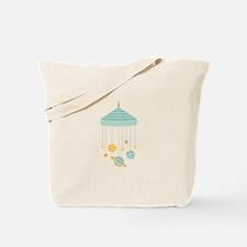 Solar System Mobile Tote Bag