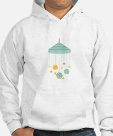 Solar System Mobile Hoodie