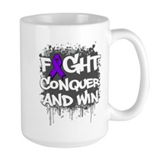 Crohn's Disease Fight Mug