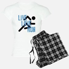Live, Love, Run Pajamas