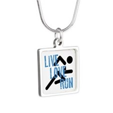 Live, Love, Run Necklaces