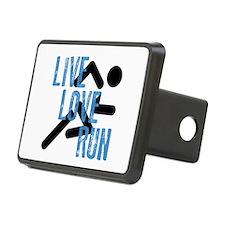 Live, Love, Run Hitch Cover