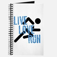Live, Love, Run Journal