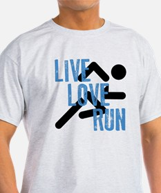 Live, Love, Run T-Shirt