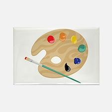 Painters Palette Magnets