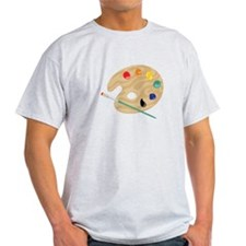 Painters Palette T-Shirt