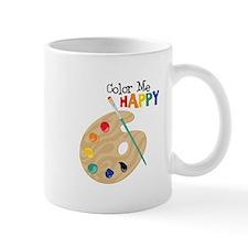 Color Me Happy Mugs