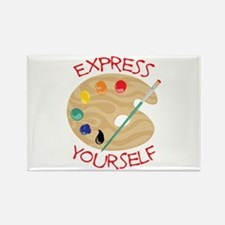 Express Yourself Magnets