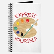 Express Yourself Journal