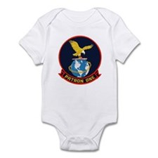 VP 1 Screaming Eagles Infant Bodysuit