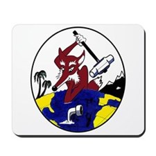 VP 5 Mad Foxes Mousepad