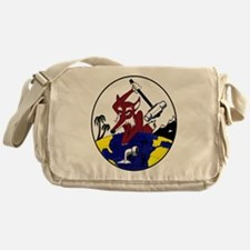 VP 5 Mad Foxes Messenger Bag