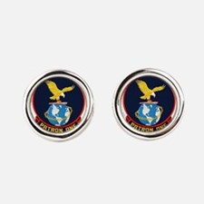 VP 1 Screaming Eagles Cufflinks