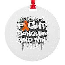 COPD Fight Ornament