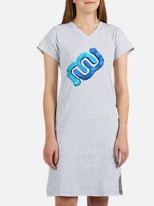 EyeWire Low Poly Logo Women's Nightshirt