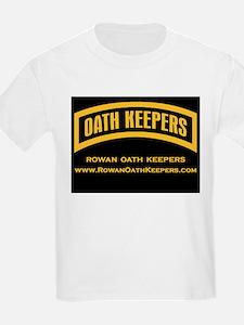 Rowan Oath Keepers T-Shirt
