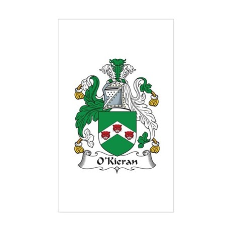 O'Kieran Rectangle Sticker
