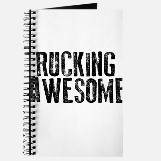Rucking Awesome Journal