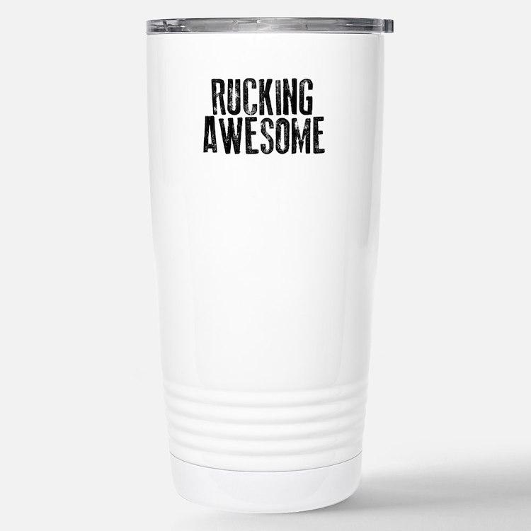Rucking Awesome Travel Mug