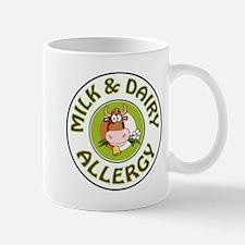 MILK & DAIRY ALLERGY Mug