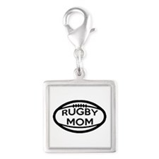 Rugby Mom Charms