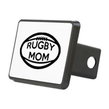 Rugby Mom Hitch Cover