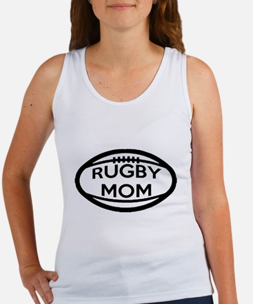 Rugby Mom Tank Top