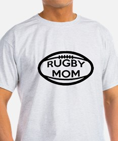Rugby Mom T-Shirt