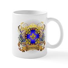 Fernandez Family Crest Mug