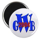 GWB 2004 Magnet