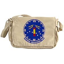 VP 10 Red Lancers Messenger Bag