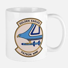 VP 9 Golden Eagles Mug