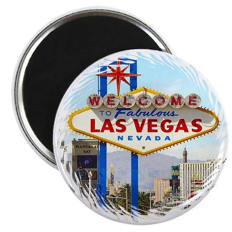 Las Vegas Sign (day) Magnet