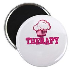 Cupcake Therapy Magnets