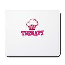 Cupcake Therapy Mousepad