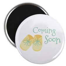 Coming Soon Magnets