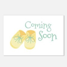 Coming Soon Postcards (Package of 8)