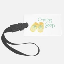 Coming Soon Luggage Tag