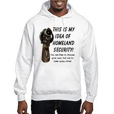 """""""My Homeland Security"""" Hoodie"""
