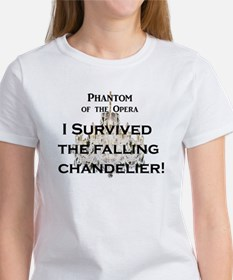 "Phantom of the Opera ""Falling Chandelier"" Tee"