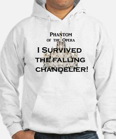 "Phantom of the Opera ""Falling Chandelier"" Hoodie"