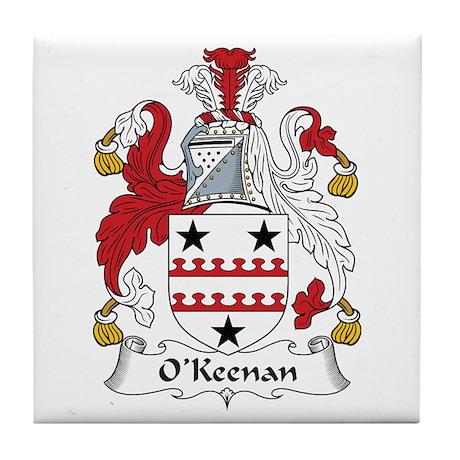 O'Keenan Tile Coaster