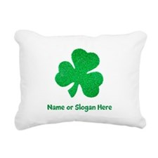 Custom Irish St. Patricks Day Rectangular Canvas P