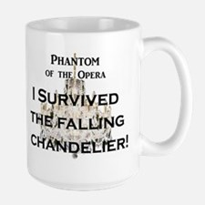 "Phantom of the Opera ""Falling Chandelier"" Large Mu"