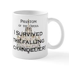 "Phantom of the Opera ""Falling Chandelier"" Mug"