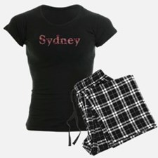 Sydney Pink Flowers Pajamas