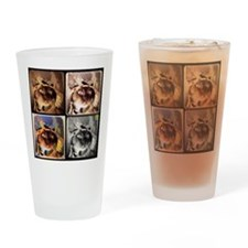 Four Pharaohs Drinking Glass