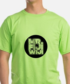 Mr FijiWiji logo T-Shirt